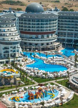 Seaden Sea Planet Resort & Spa 5* - собствен транспорт