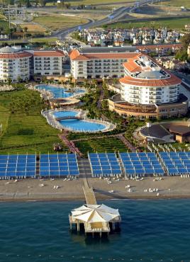 Seaden Sea World Resort & Spa 5* - собствен транспорт