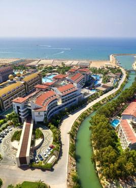 Sunis Evren Beach Resort Hotel & Spa 5* - собствен транспорт