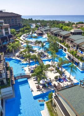 Sunis Kumkoy Beach Resort & Spa 5* - собствен транспорт