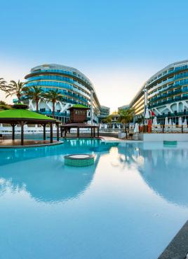 Vikingen Infinity Resort & Spa 5* - собствен транспорт